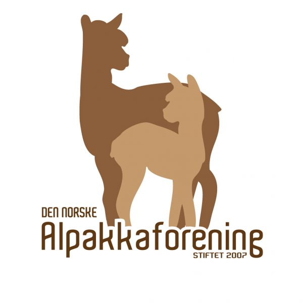 Logo - Den Norske Alpakkaforening